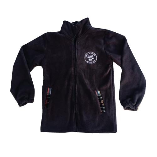 Fleece Hood Jacket